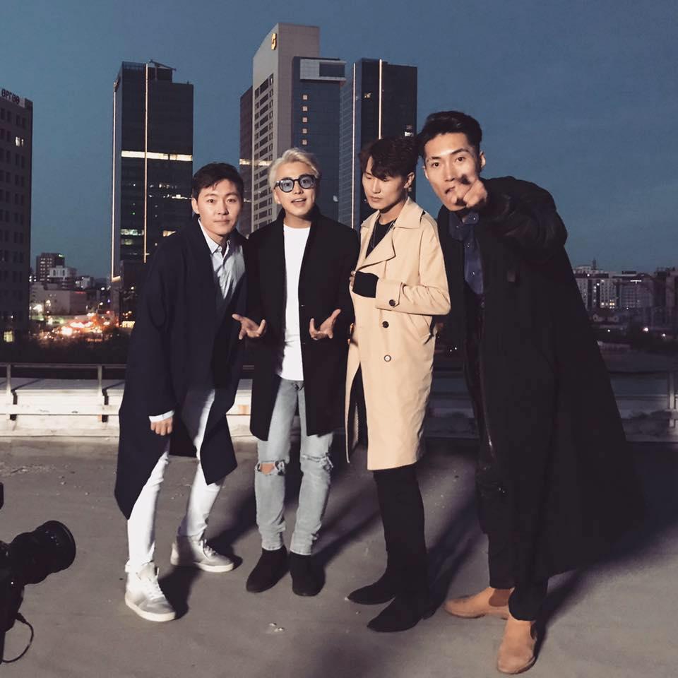 """Өвөр Монголын """"TOP LINE"""" хамтлагийн клипэнд Э.Энэрэл тогложээ"""