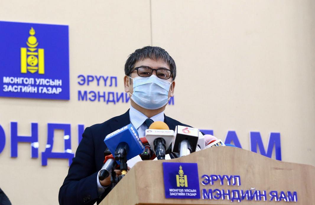 Д.Нямхүү: Коронавирусний халдварын тоо нэмэгдэж, 38 боллоо