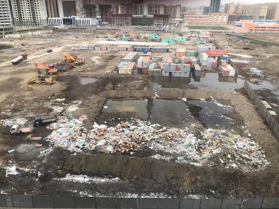 Иргэдийн гомдлын дагуу зургаан тонн хогийг цэвэрлэжээ