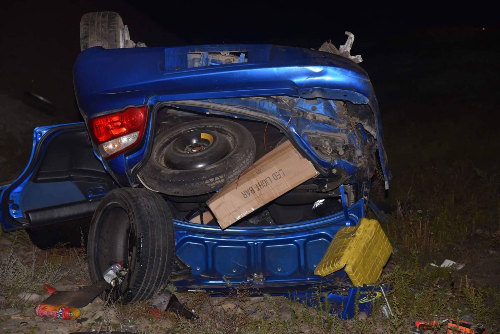 69687883_437751093615861_2536876008804450304_n Дрифт хийж байсан машин осолдож хоёр эмэгтэй, нэг эрэгтэй нас баржээ