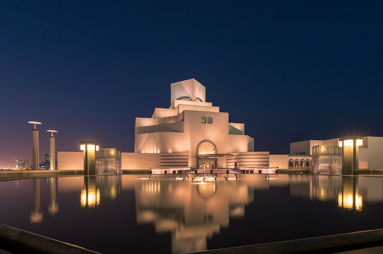 THE MUSEUM OF ISLAMIC ART IN DOHA (2008)