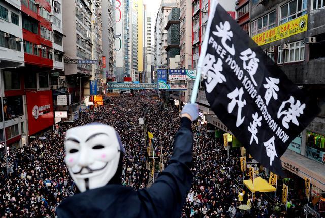Хонконг дахь эмх замбараагүй байдалд цэг тавихыг үүрэг болгожээ