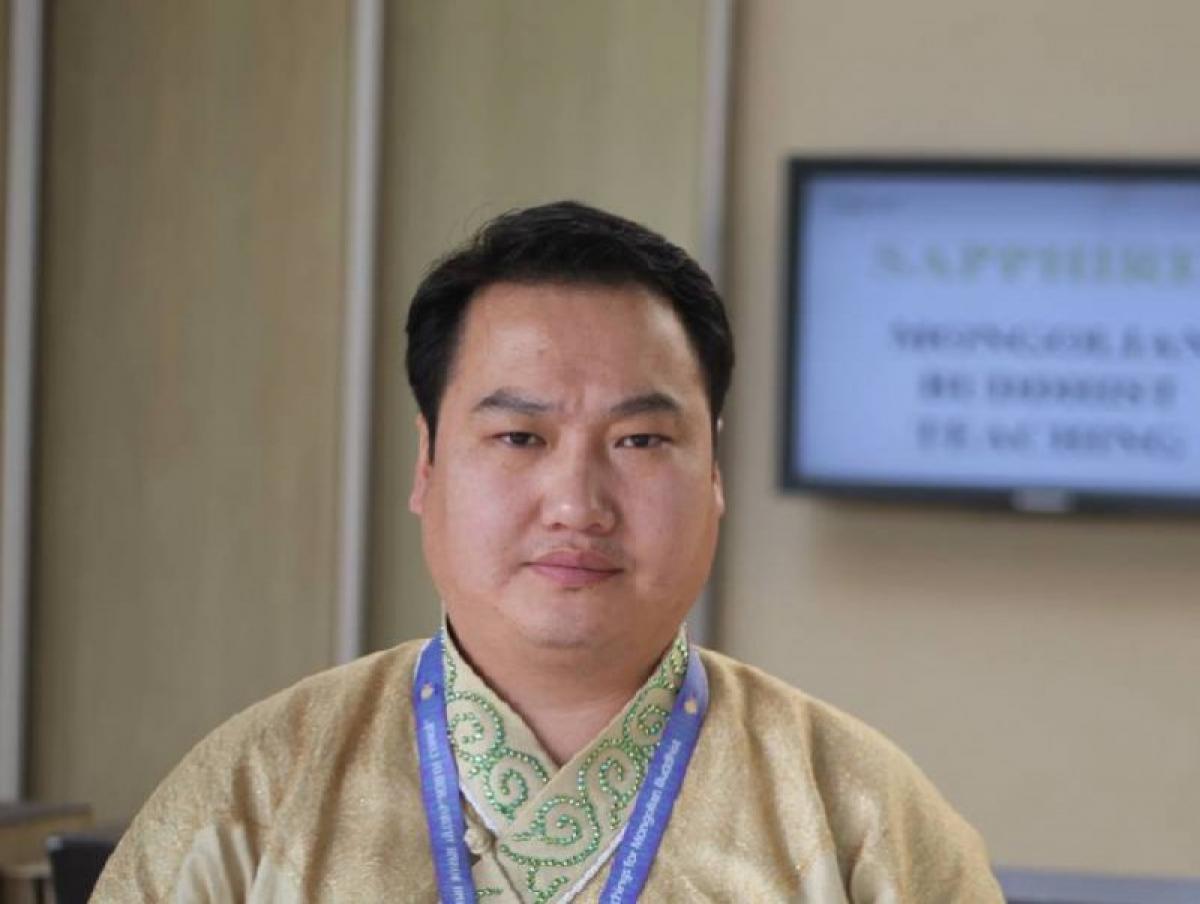МҮОНТВ-ийн сэтгүүлч, хөтлөгч Г.Агааноров
